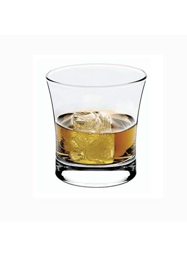 Paşabahçe 6'Lı Azur Viski Bardağı Renkli